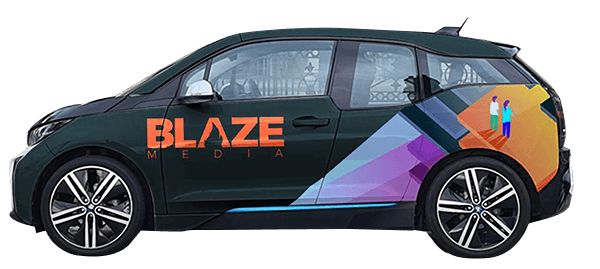 Blaze Media electric car