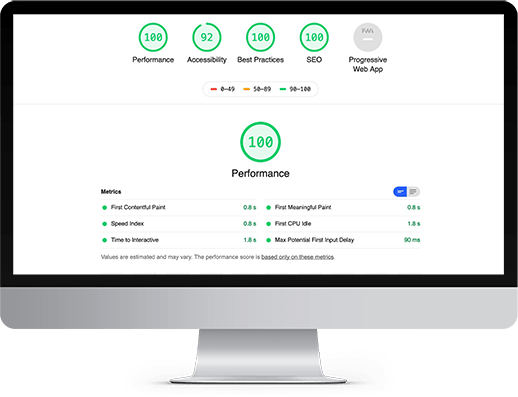 page speed will help  improve SEO