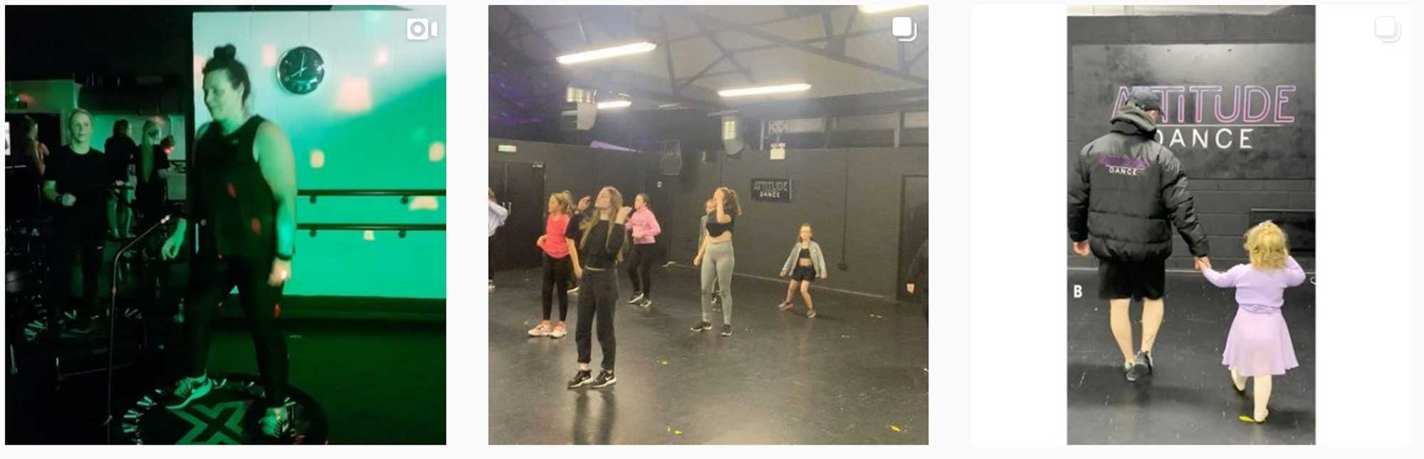 Attitude Dance Bootle Instagram News Feed