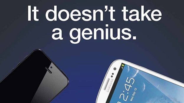 Samsung social media campaign