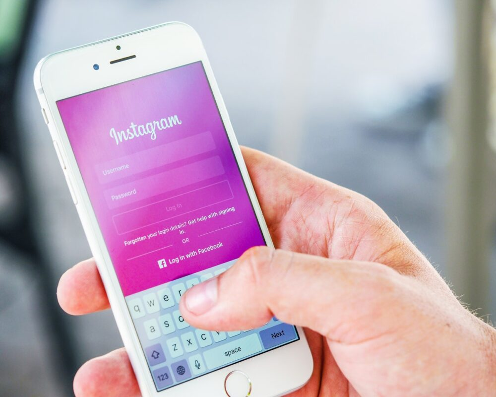 building a social media campaign on Instagram